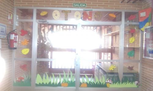 TALLER DE DECORACIÓN EDUCACIÓN INFANTIL 2016